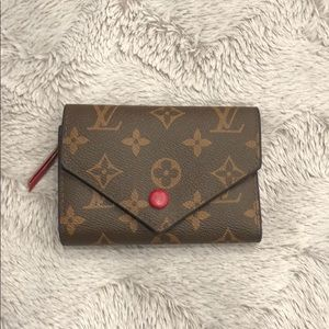 Louis Vuitton Victorine Wallet Monogram